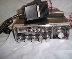 vintage realistic trc 220 cb radios transceiver walkie talkies
