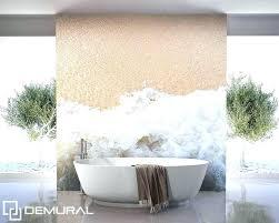 Mesmerizing Small Bathroom Murals Lovely Bathroom Wall Mural Ideas