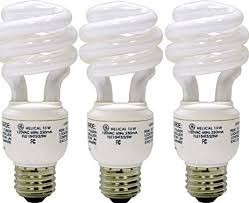 ge helical light bulbs amazon com ge lighting 97689 energy smart spiral cfl 13 watt 60
