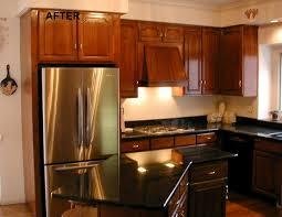 Kitchen Cabinets Refinishing Ideas Best Kitchen Cabinet Refinishing Ideas