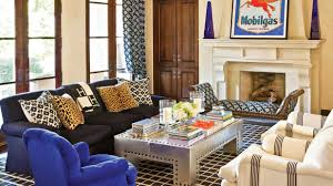 decorating a dallas home southern living