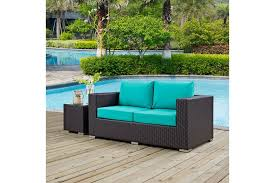 Turquoise Patio Chairs Patio Dining Sets Black Garden Furniture Coloured Patio Sets