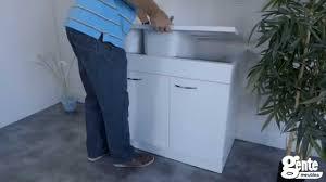 comment demonter un evier de cuisine sous évier top