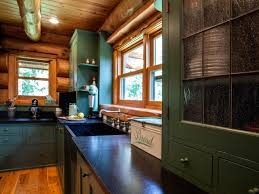 Rustic Cabin Kitchen Cabinets French Country Kitchen Cabinets Pictures Options Tips U0026 Ideas