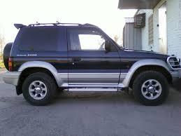 mitsubishi pajero 1996 мицубиси паджеро 1996 привет форумчане v21 4 вд правый руль