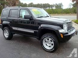 2008 jeep liberty warning lights 2008 jeep liberty limited for sale in harbinger north carolina