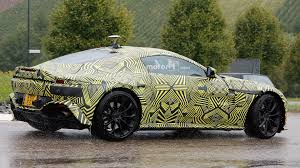 aston martin vantage aston martin vantage spy photos make 007 giddy with excitement