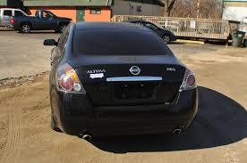 nissan altima for sale milwaukee 2007 nissan altima black used sedan sale