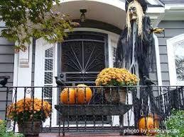 Outdoor Halloween Decorations Diy Porch Halloween Decorations Halloween Outdoor Decorations