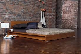 Modern Platform Bed Frame Minimalist Platform Bed Designs And Pictures Homesfeed