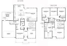 ashleigh ii bungalow floor plan tightlines designs two story