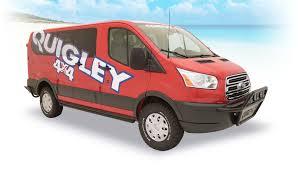 van ford transit 4x4 vans quigley motor company inc u003e quigley products