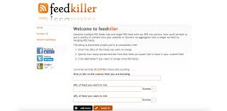 6 rss aggregator tools to combine multiple rss feeds