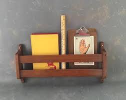 Bookshelf Book Holder Book Holders Etsy