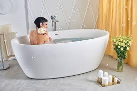 Freistehende Badewanne Aquatica Sensuality Wht Freistehende Badewanne Aus Kunststein