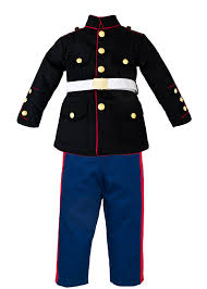 marine uniforms and clothing for kids