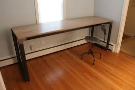 handmade modern industrial desk work bench by k modern design