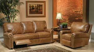 lovely leather reclining sofa leather recliner sofa thearmchairs