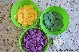 mardi gras candy diy mardi gras candy bark drugstore divas