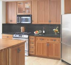 Cherrywood Kitchen Cabinets Kitchen Kitchen Cabinets Cherry Wood Cherry Oak Wood Kitchen
