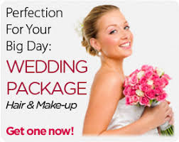 wedding makeup packages perfection hair design and spa