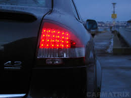led taillights for c5 a6