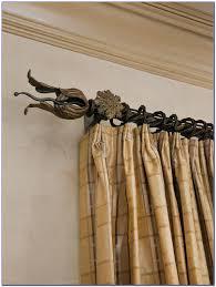 wrought iron curtain rods nz curtain home design ideas mg9vv6v9yb