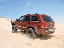 Grand Cherokee Off Road Tires Diesel Jeep Grand Cherokee Road Test Diesel Power Magazine