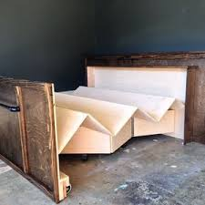 Diy Folding Bed Ryobi Nation Fold Away Bed Maximize Small Space Small Spaces