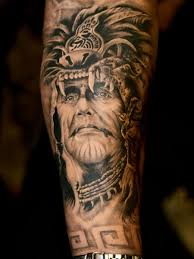 haunting indian tattoos indians and