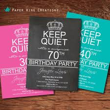 4 brave 80th birthday invitation ideas and inspiration