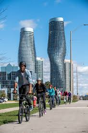 cycling gains momentum in mississauga u2014 modern mississauga