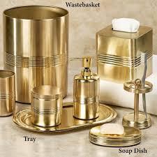 Bathroom Accessories Bronze by Bathroom Gold Bathroom Accessories You Can Choose Brass Gold