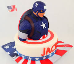 captain america cake topper cool captain america birthday cake between the pages