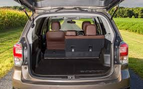 brown subaru forester 2017 subaru forester reviews and rating motor trend canada