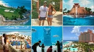 las fotos del paradisíaco hotel de bahamas donde lionel messi