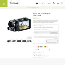 Pleasant Theme Smart Gadgets U0026 Electronics Prestashop 1 7 Theme Prestashop Addons