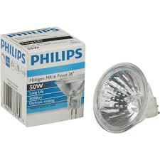 Philips Landscape Light Bulbs by Philips Gu5 3 Base Mr16 Halogen Floodlight Light Bulb Walmart Com