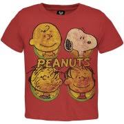 snoopy christmas shirts peanuts clothing