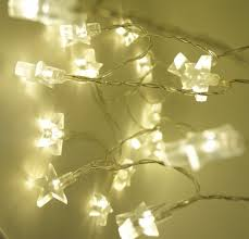 String Lights For Bedroom by Battery Operated Novelty Star Led Fairy String Lights 3m 30 Led