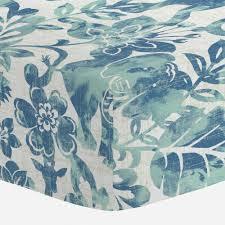 Mini Rocking Crib by Denim And Mint Jungle Mini Crib Sheet Carousel Designs