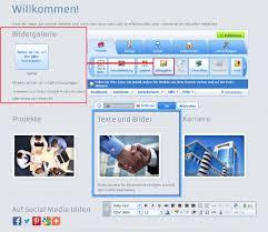 homepage designer homepage designer
