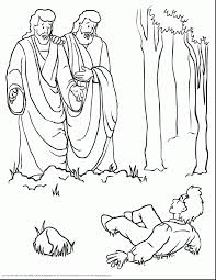 coloring pages joseph