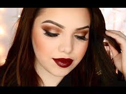thanksgiving makeup tutorial all drugstore