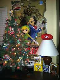 nintendo tree ornaments