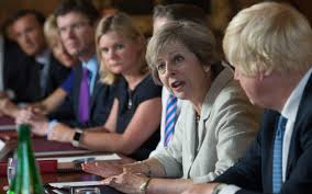 What Is A Cabinet In Politics Theresa May Means What She Says Which Is Why There Will Be No