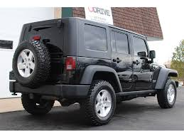 jeep black rubicon 2009 jeep wrangler unlimited rubicon