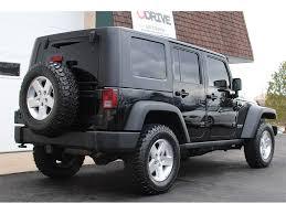 white jeep black rims 2009 jeep wrangler unlimited rubicon