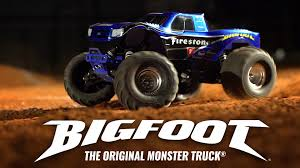 monster truck videos on youtube the original monster truck traxxas bigfoot youtube
