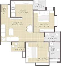 Wisteria Floor Plan by Wisteria Height By Wisteria Group In Waghodia Vadodara Price